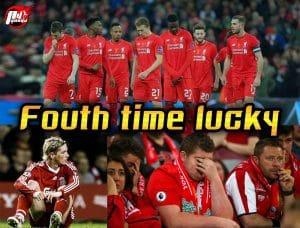 fouth time lucky