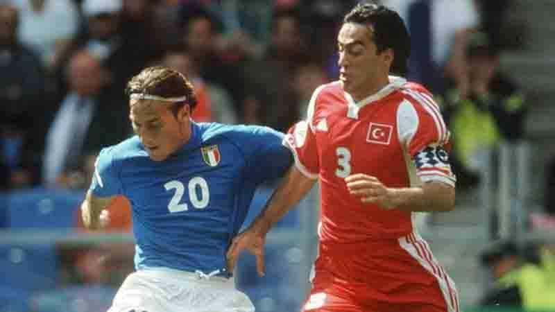 สถิติ ตุรกี vs อิตาลี