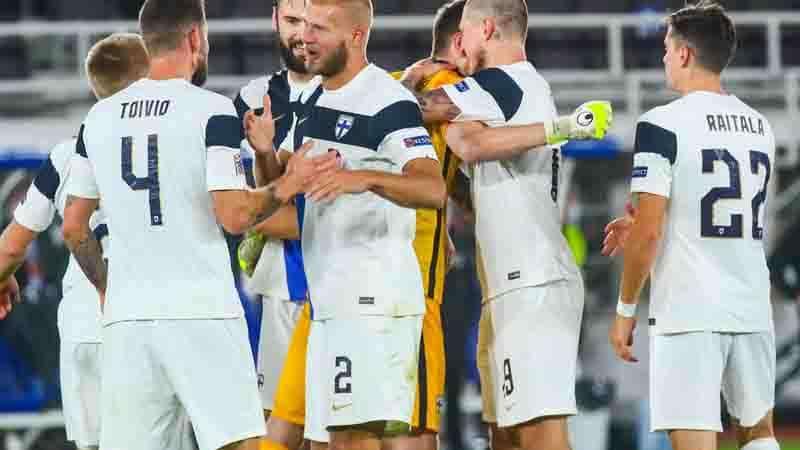 ทีมชาติ ฟินแลนด์