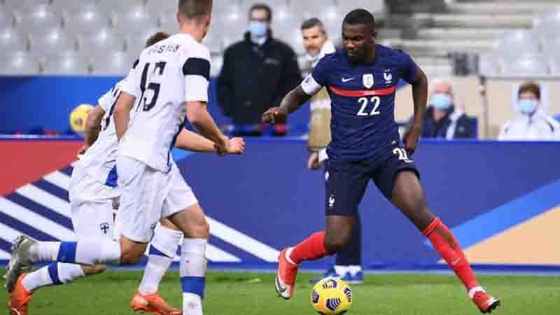 ฝรั่งเศส vs ฟินแลนด์