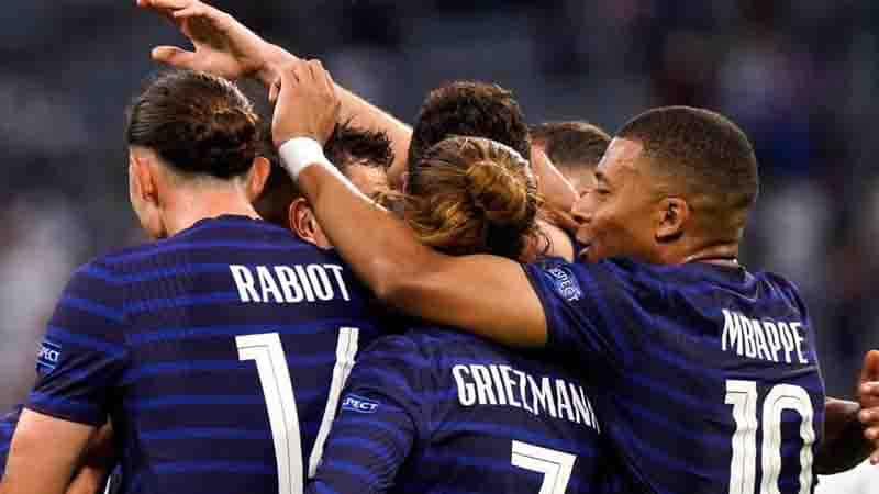 ทีมชาติ ฝรั่งเศส