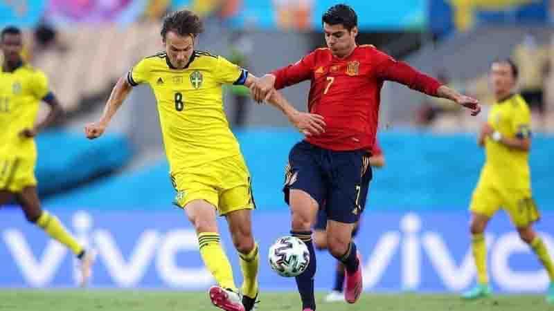 สวีเดน vs สเปน