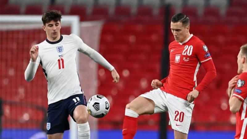 โปเเลนด์ vs อังกฤษ ดูบอล