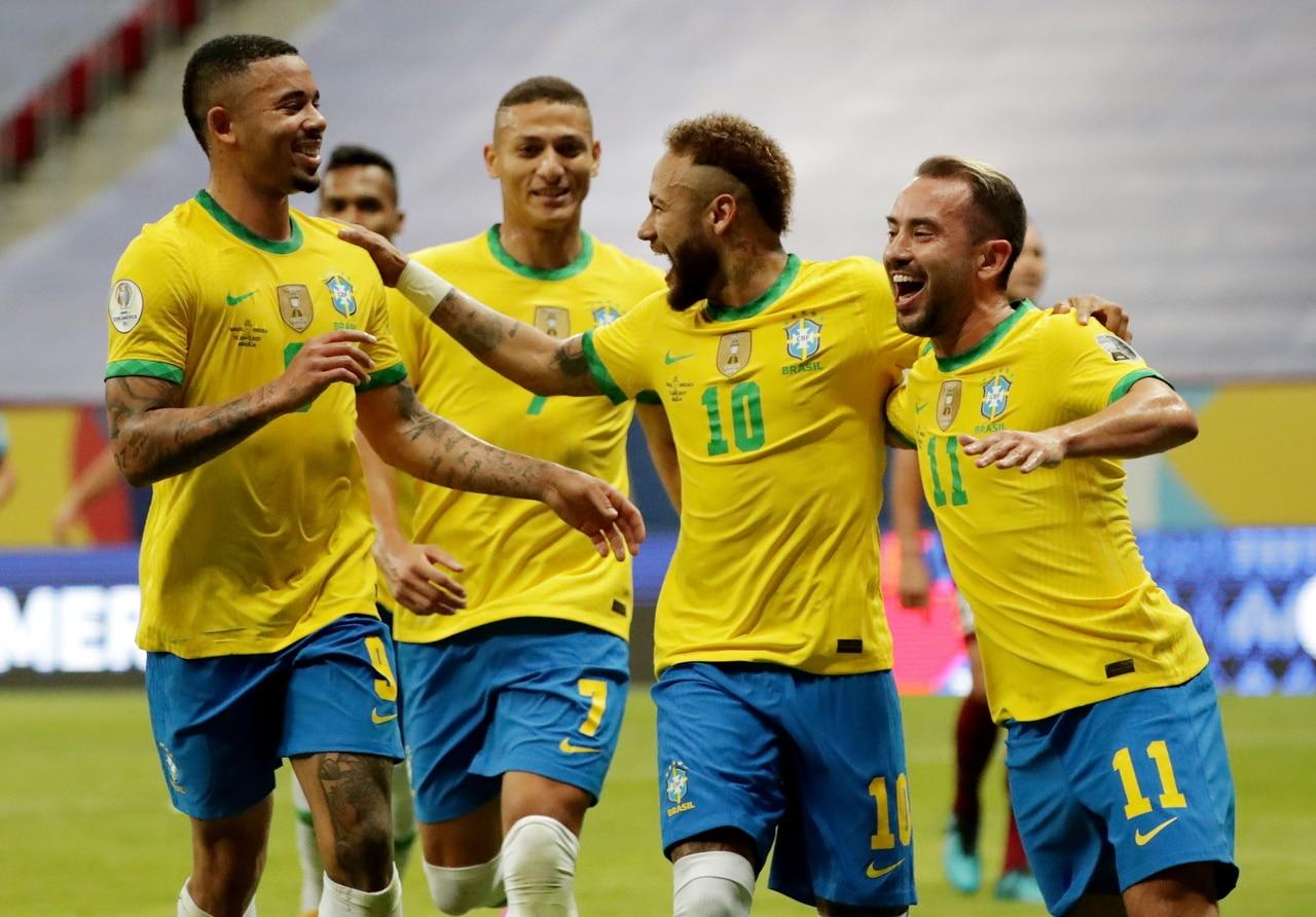ฟุตบอล บราซิล